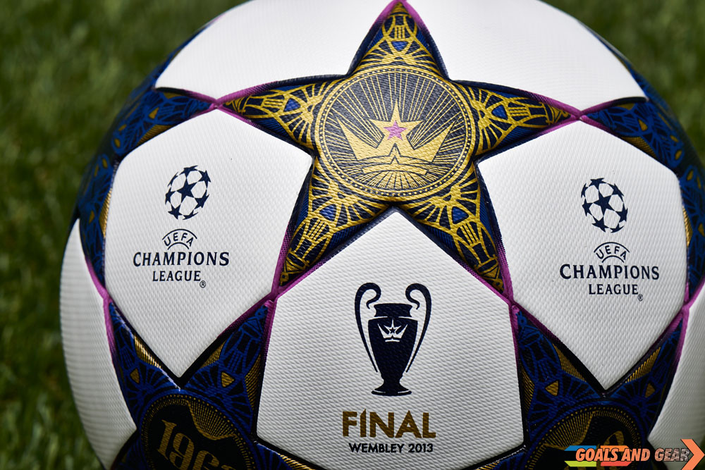 a4b407288 adidas presents The Official Match Ball for the UEFA Champions ...