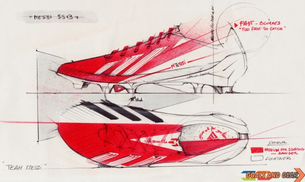 F50 messi ss13 sketch copy