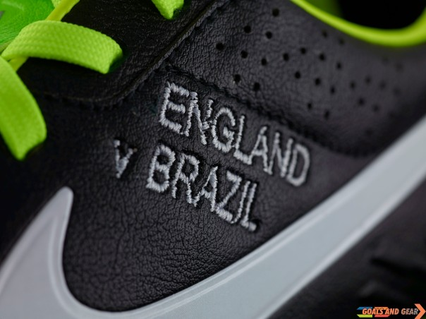 Ashley Cole 100 caps commemorative Nike Tiempo Boots