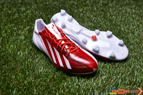 messi adizero stud shot