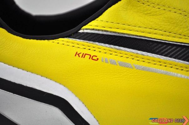 PUMA king branding