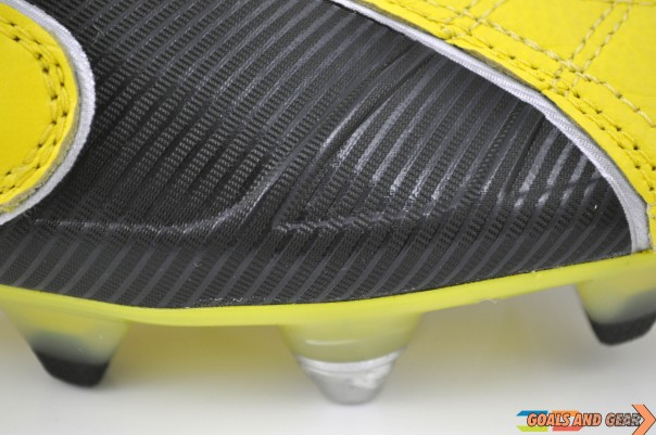 puma king outstep textured area