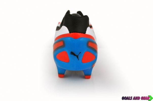 puma king 2013 heel counter