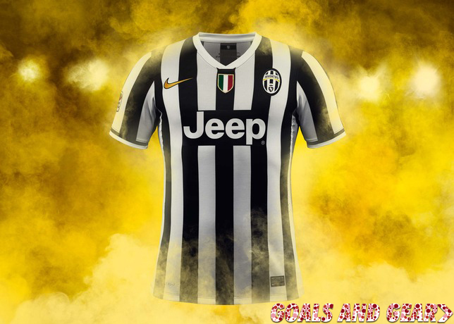 Nike Announces Juventus Home Kit With A 1980s Aesthetic Goals And Gear